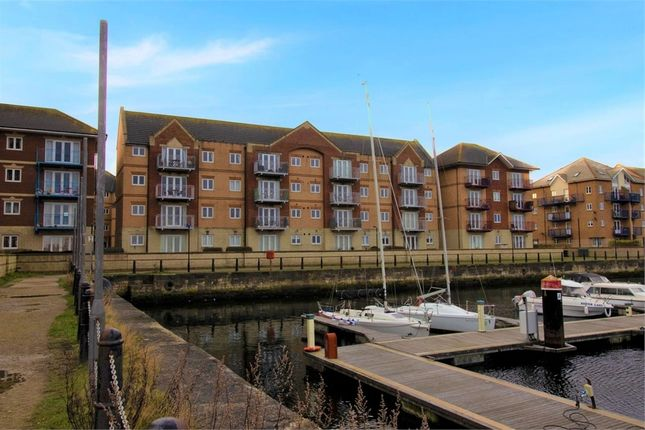 Thumbnail Flat for sale in Quayside, Hartlepool, Durham