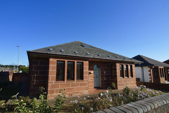 Thumbnail Detached bungalow for sale in Chalmers Road, Ayr