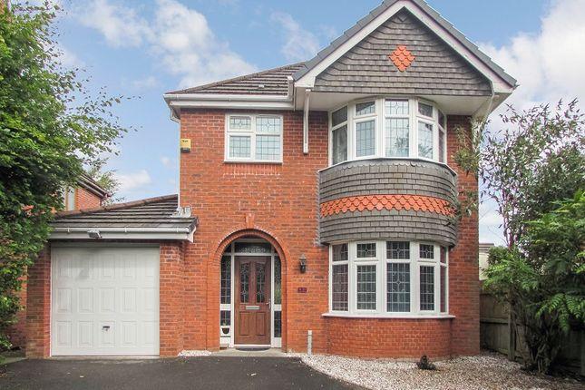 Thumbnail Detached house for sale in Pant Hendre, Pencoed, Bridgend.