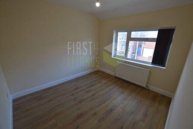 Bedroom of Greenhill Road, Leicester LE2