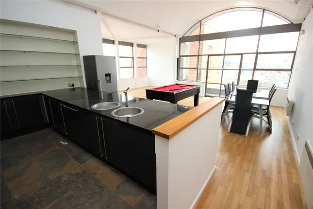 Thumbnail Flat to rent in Church Street, Manchester