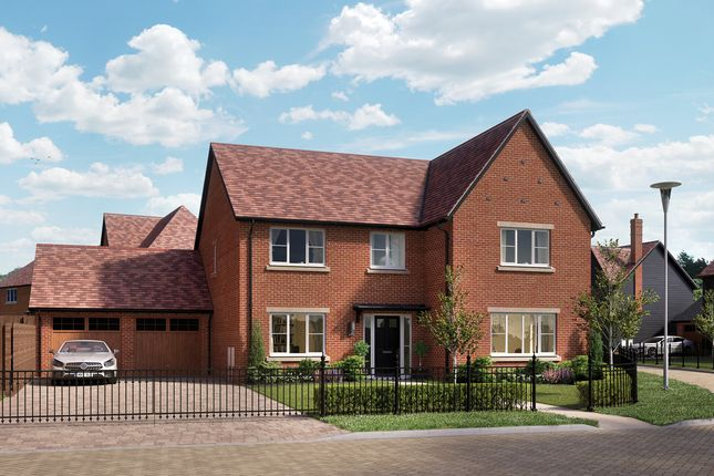 "Thumbnail Property for sale in ""The Tindall I"" at Highlands Lane, Rotherfield Greys, Henley-On-Thames"