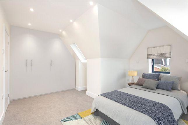 Fourth Bed Cgi of Church Road, Cookham Dean, Berkshire SL6