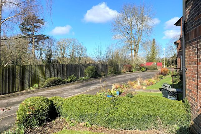 Driveway of The Grange, High Street, Abbots Langley WD5