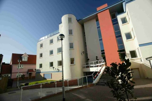 Thumbnail Flat to rent in St. Nicholas Court, Ipswich