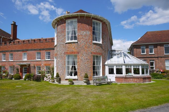 Thumbnail Town house for sale in Church Hill, Milford On Sea, Lymington, Hampshire