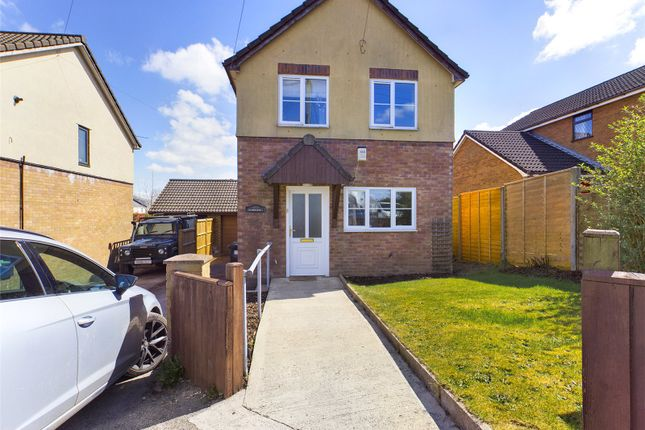 Thumbnail Link-detached house for sale in Coverham Road, Berry Hill, Coleford, Gloucestershire