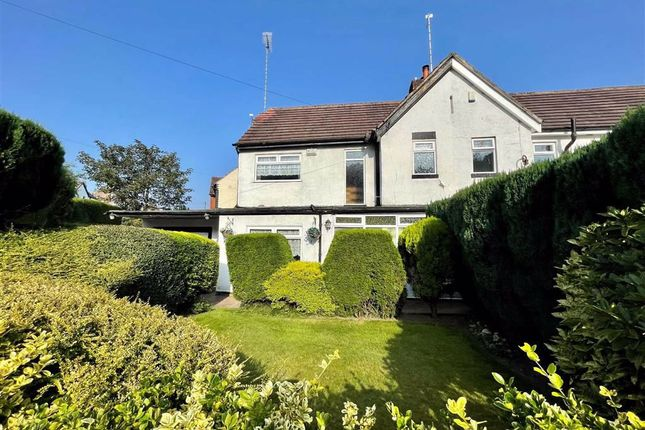 Thumbnail Semi-detached house for sale in Kendall Road, Blackley, Manchester