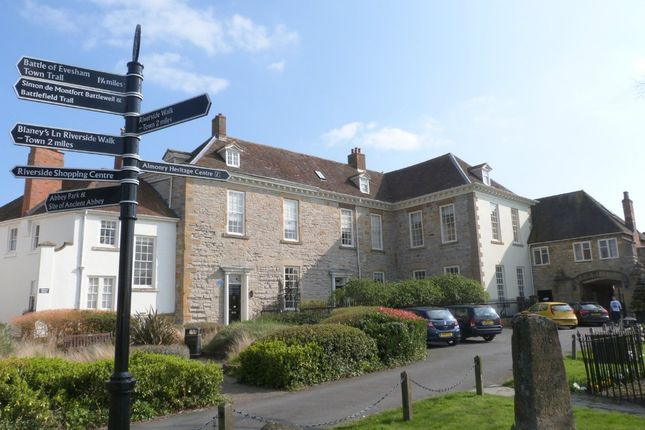 Thumbnail Flat to rent in Abbey Gate, Evesham