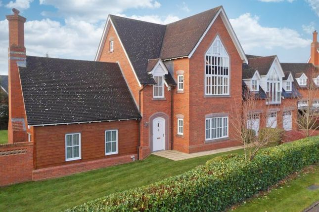 Thumbnail Detached house for sale in Sandford Crescent, Wychwood Park, Cheshire