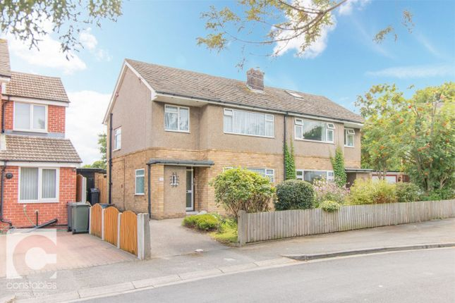 3 bed semi-detached house for sale in The Quillet, Neston, Cheshire