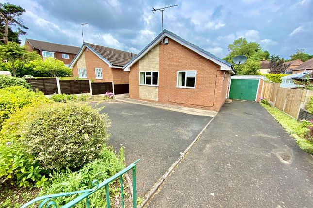 Thumbnail Bungalow for sale in Rifle Range Road, Kidderminster