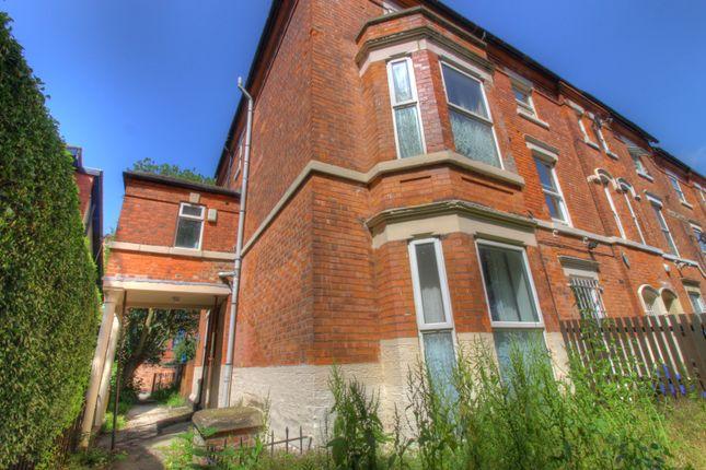 Thumbnail End terrace house for sale in Alpha Terrace, Nottingham