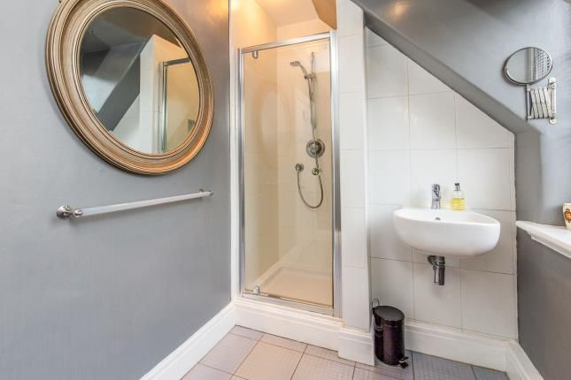 Bathroom of The Crescent, Carlton-In-Cleveland, North Yorkshire, Uk TS9