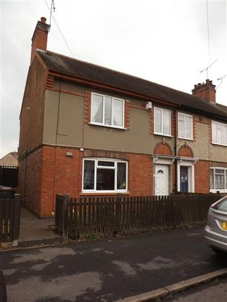Thumbnail End terrace house to rent in Winfield Road, Abbey Green, Nuneaton