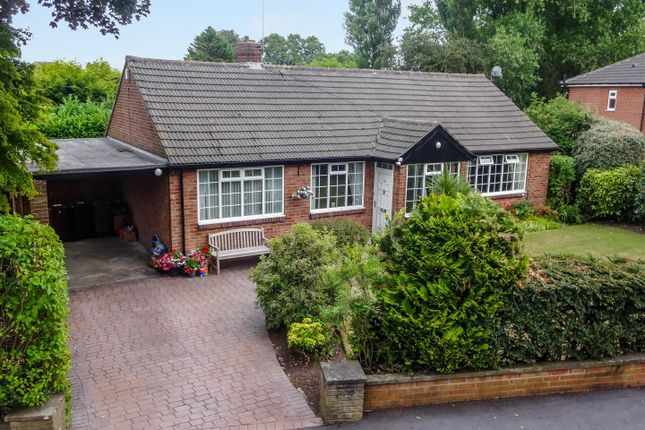 Thumbnail Detached bungalow for sale in Foxholes Crescent, Calverley, Pudsey