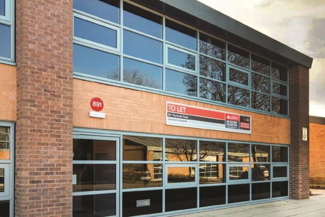 Industrial to let in 891 Plymouth Road, Slough Trading Estate