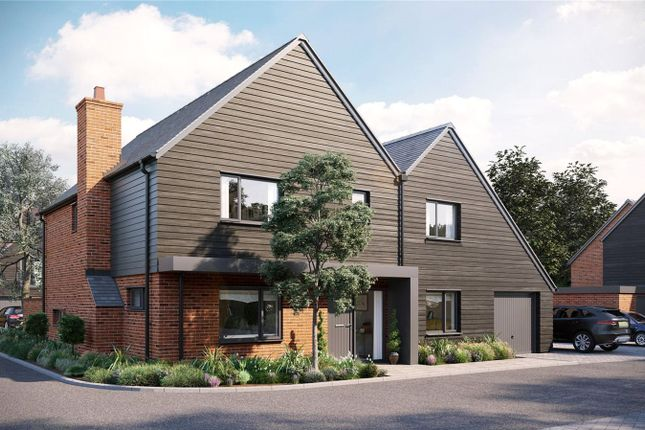 Thumbnail Detached house for sale in Station Drive, Sutton Scotney, Winchester, Hampshire