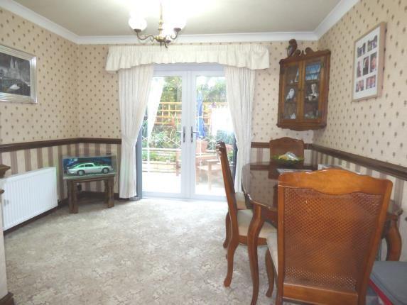 Dining Room of West Park Avenue, Ashton, Preston, Lancashire PR2