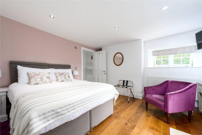 Bedroom of Vicarage Hill, Tintagel, Cornwall PL34