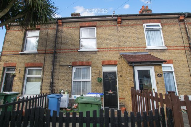 2 bed terraced house for sale in Ducketts Road, Crayford, Dartford DA1