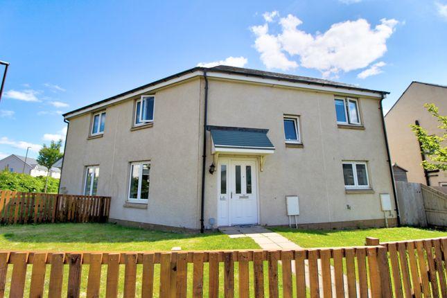 Thumbnail Semi-detached house for sale in Burnbrae Road, Bonnyrigg
