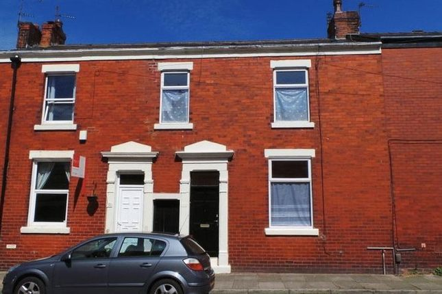 Thumbnail 3 bed terraced house for sale in Lowndes Street, Preston