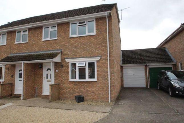 Thumbnail Semi-detached house for sale in Maple Way, Durrington, Salisbury