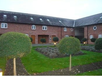 Thumbnail Barn conversion for sale in Stanthorne Park Mews, Clive Green Lane, Middlewich