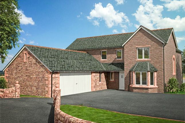 Thumbnail Detached house for sale in Meadow View, Irthington, Carlisle, Cumbria