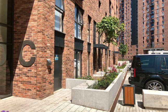 2 bed flat to rent in Wilburn Basin, Block C, Ordsall Lane, Salford M5