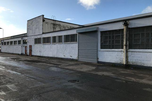 Industrial to let in Edison Street, Hillington Industrial Estate, Glasgow