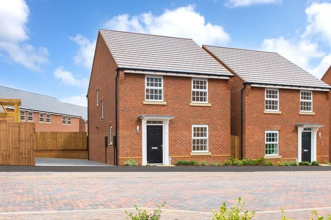 "Thumbnail Detached house for sale in ""Ingleby"" at Watling Street, Little Brickhill, Milton Keynes"