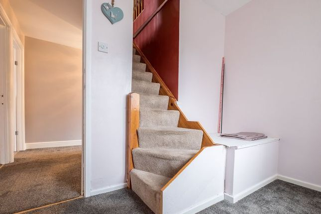 Staircase of Woodlands, Throckley NE15
