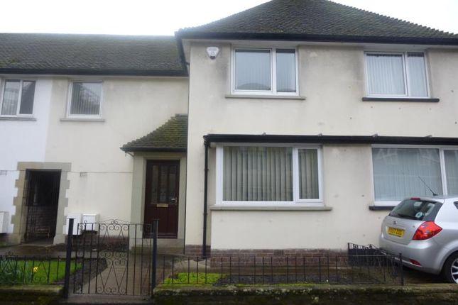 Thumbnail Terraced house to rent in Warwick Street, Carlisle