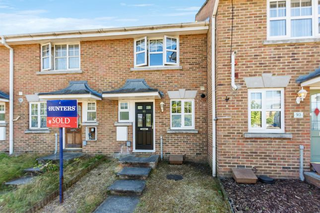 Thumbnail Terraced house for sale in Overy Street, Dartford, Kent
