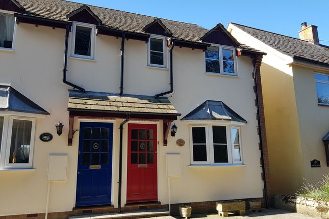 Thumbnail Semi-detached house to rent in The Street, Hawkchurch, Axminster