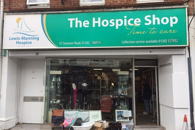 Thumbnail Retail premises to let in 53 Seamoor Road, Westbourne, Bournemouth