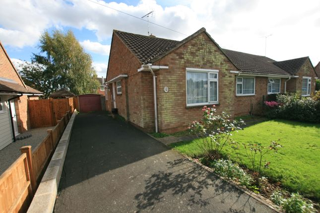 Semi-detached bungalow for sale in Tritton Fields, Kennington, Ashford, Kent