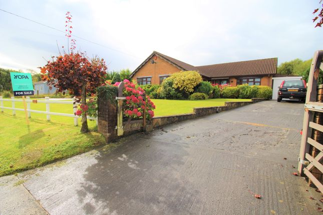 Thumbnail Bungalow for sale in Pontardulais Road, Cross Hands, Llanelli