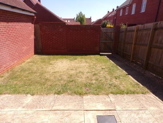 Garden of Watson Close, Duston, Northampton, Northamptonshire NN5