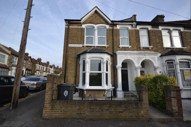 Thumbnail Semi-detached house to rent in Eastfield Road, London