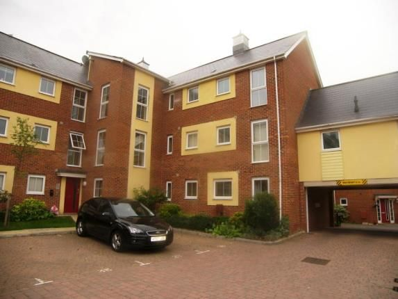 Thumbnail Flat for sale in Solario Road, Norwich, Norfolk