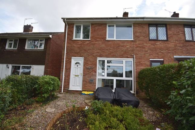 Thumbnail End terrace house to rent in The Laurels, Mangotsfield, Bristol