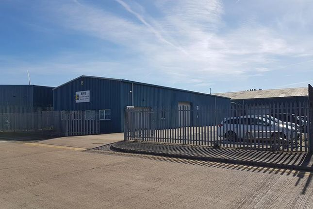 Thumbnail Light industrial to let in Dairycoates Industrial Estate, Wiltshire Road, Hull