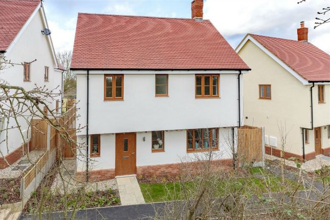 Thumbnail Detached house for sale in Corinium, Ermine Street, Colliers End, Hertfordshire