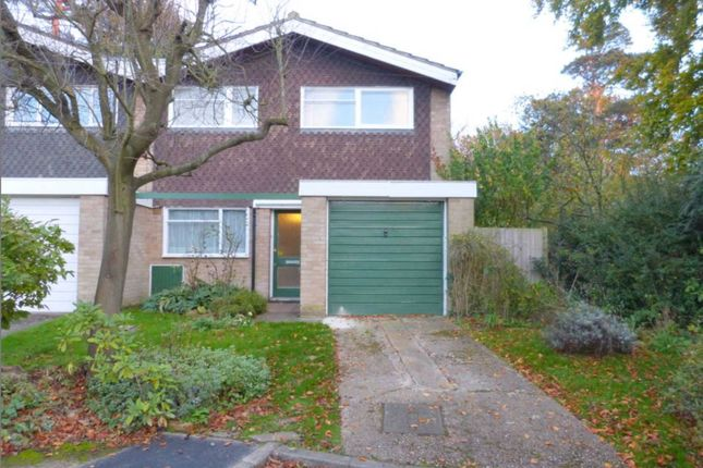 3 bed semi-detached house for sale in West View Court, High Street, Elstree, Borehamwood