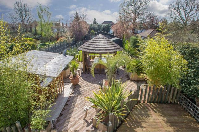 Thumbnail Detached house for sale in Elwill Way, Beckenham