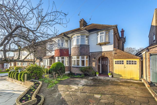 4 bed semi-detached house for sale in Compton Rise, Pinner HA5