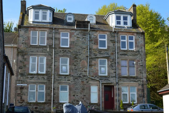 Thumbnail Flat for sale in 2/1, 67, Castle Street, Port Bannatyne, Rothesay, Isle Of Bute
